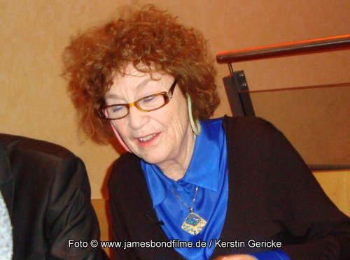News: Nikki van der Zyl, the unknown Bond Girl, aged 85