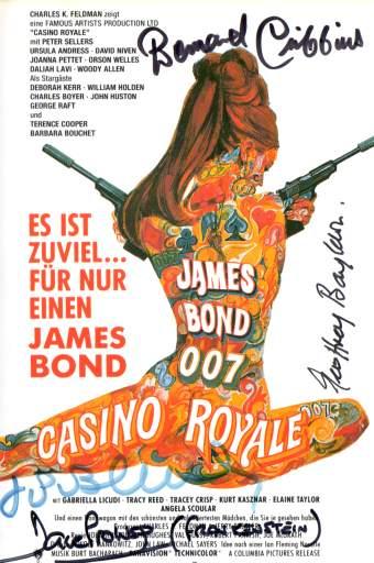 casino royale synchronsprecher