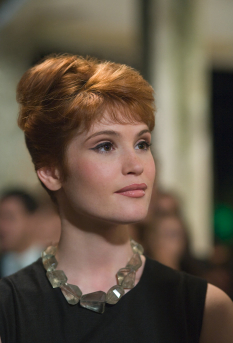 Gemma Arterton as Agent Fields