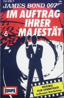 James Bond Hörspiel