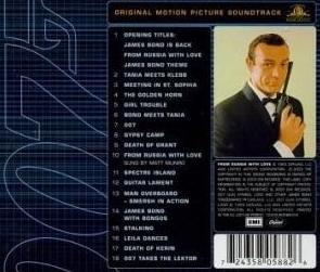 Soundtrack Von Liebesgrusse Aus Moskau