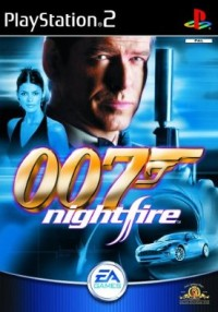 james bond videospiel nightfire. Black Bedroom Furniture Sets. Home Design Ideas